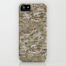 Multicam Camo 2 iPhone Case