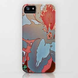 Azalea 1 iPhone Case