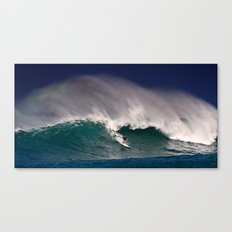 The Art Of Surfing In Hawaii 26 Canvas Print