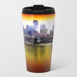 Philly Reflects Travel Mug