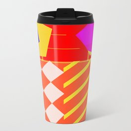 Akai Michin Dachi Travel Mug