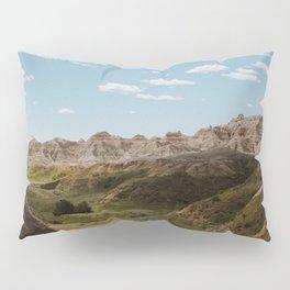 Yellow Mounds - Badlands National Park Pillow Sham
