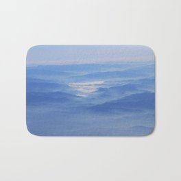Blue Ridge Mountains Bath Mat