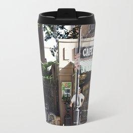 New Orleans Cafe Beignet Travel Mug