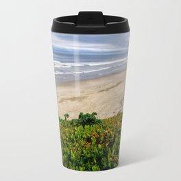 Beach Landscape Travel Mug