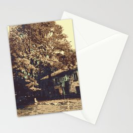 Street Stationery Cards