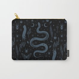 Mystical Collection-Black Carry-All Pouch