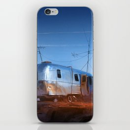 Desert Outpost iPhone Skin