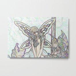 fantastic fairy Metal Print