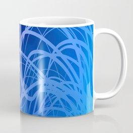 Indigo Flow Coffee Mug