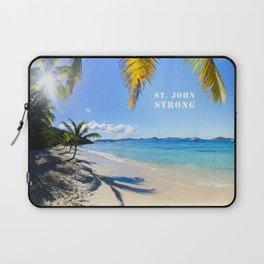 St. John Strong Laptop Sleeve