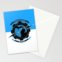 If You Seek a Bad Ass Peninsula... Stationery Cards