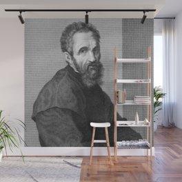Michelangelo Wall Mural