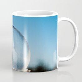 Frozen Bubble in the Winter's Air Coffee Mug