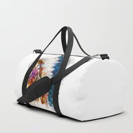 Native American Chief Duffle Bag