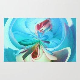 312 - Abstract Flower Orb Design Rug