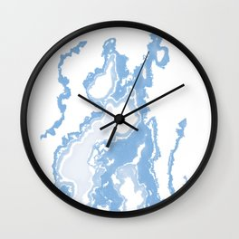 Untitled (Cloudy). Wall Clock