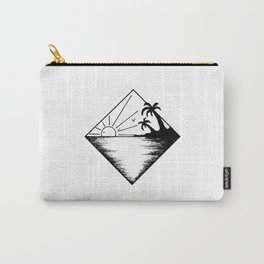 Triangle paradis 2 Carry-All Pouch