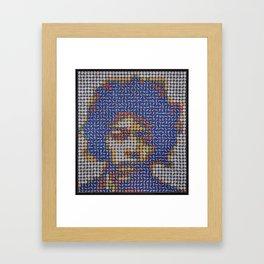 Hendrix Framed Art Print