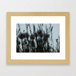 Whispering - JUSTART (c) Framed Art Print