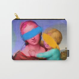 Raphael Classical Painting Remix Pop Art Carry-All Pouch