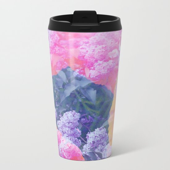 Aloha Metal Travel Mug