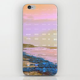 Sherbet Beach iPhone Skin