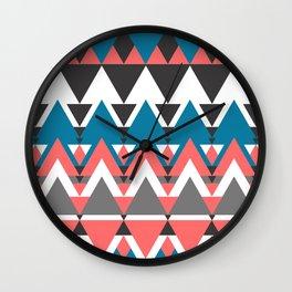 Triangle Maniac Vol 4 Wall Clock