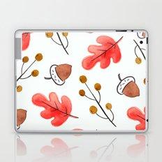 autumn pattern 2 Laptop & iPad Skin
