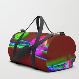 Where they are rolling to? ... Duffle Bag