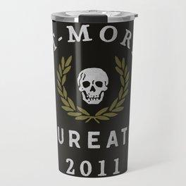 Post-Mortem Laureatus Travel Mug