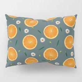 Aliño de naranjas Pillow Sham