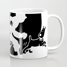 tintin Coffee Mug