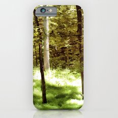 Forest Through the Trees iPhone 6s Slim Case
