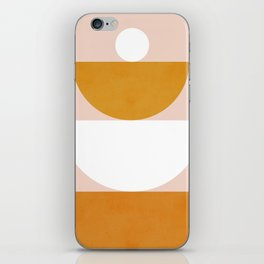 Abstraction_Balance_Minimalism_002 iPhone Skin