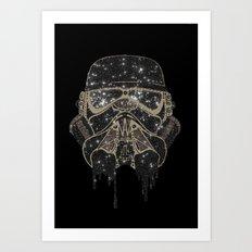 storm troop Art Print