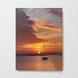 Alresford Creek, Essex Metal Print
