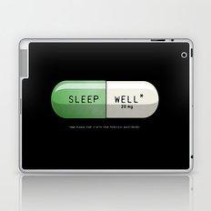 Sleep Well* Laptop & iPad Skin