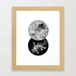 Severed Framed Art Print