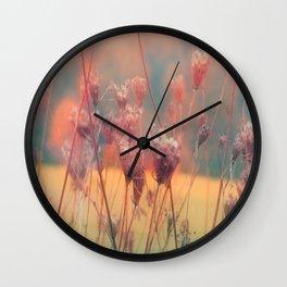 Remainders Wall Clock