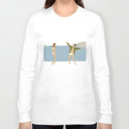 MOONRISE KINGDOM COVE Long Sleeve T-shirt