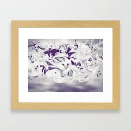 Suffocation Framed Art Print