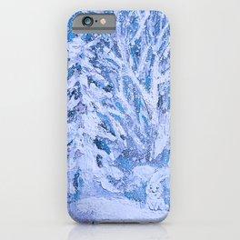 HAPPY FUNNY BUNNY) iPhone Case