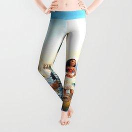 MOANA Leggings