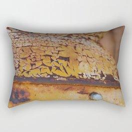 Rusty Tank Rectangular Pillow
