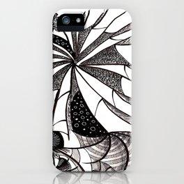 Webtangle iPhone Case