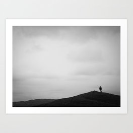 The Next Horizon Art Print