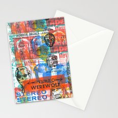 Stereo Werewolf No.1 Stationery Cards