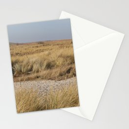 Wild Landscapes at the coast 4 Stationery Cards