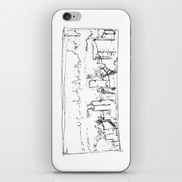 NYC Skyline iPhone Skin